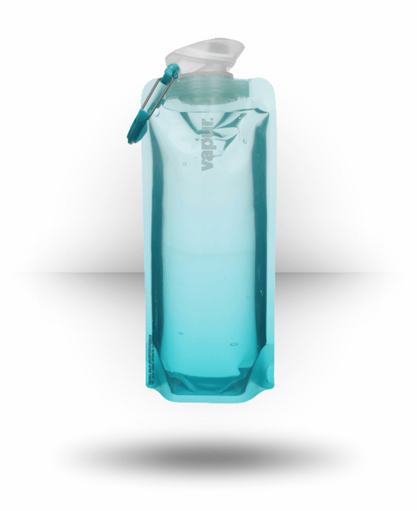 Vapur Wide Mouth Anti-Bottle Gradient, Malibu Teal, 0.7 l