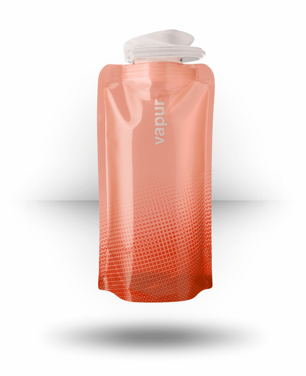 Vapur Wide Mouth Anti-Bottle Shades, Coral, 0.5 l