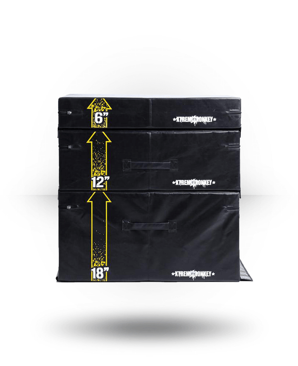 Xtreme Monkey Soft Plyo Set 6