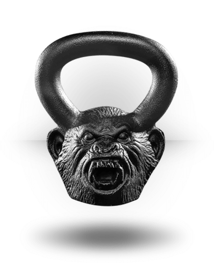 Onnit Primal Bell Howler 18 lb (0.5 Pood)