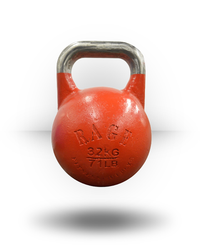 Rage Fitness Rage Competition Kettlebell 32 kg Red