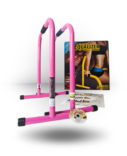 Lebert Fitness Equalizer Pink