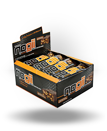 NoGii NoGii Super Protein Bar Chocolate Peanut Butter Cr