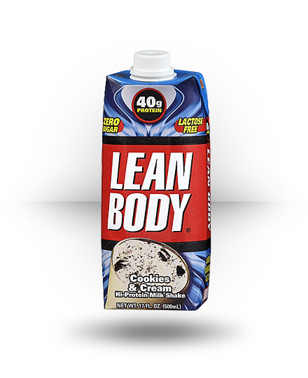Labrada Nutrition Lean Body RTD Cookies & Cream 12 ea