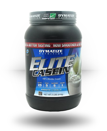 Dymatize Elite Casein Smooth Vanilla 2 lb