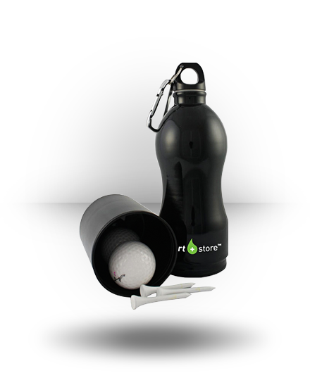 Sport+Store The Original Bottle Black