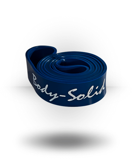 "Body-Solid Power Band Heavy 1 3/4"" Blue"