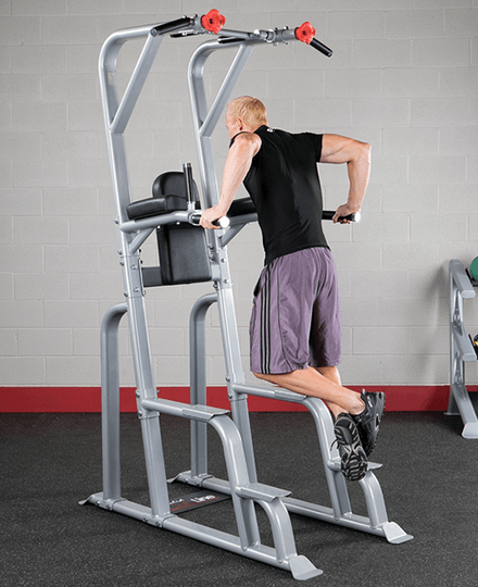ProClubline Vertical Knee Raise