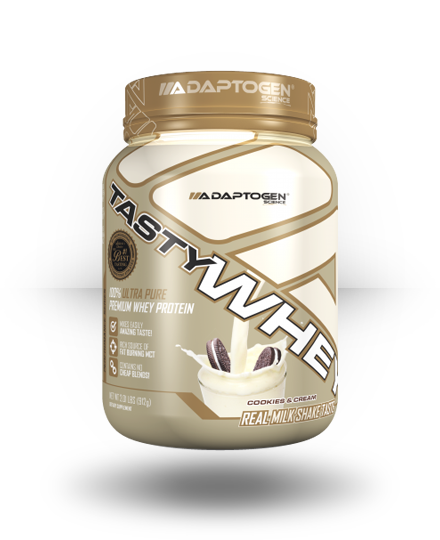 Adaptogen Science Tasty Whey Cookies & Cream, 2 lb