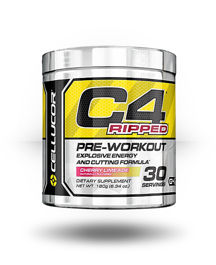 Cellucor C4 Ripped Cherry Limeade, 30 Servings