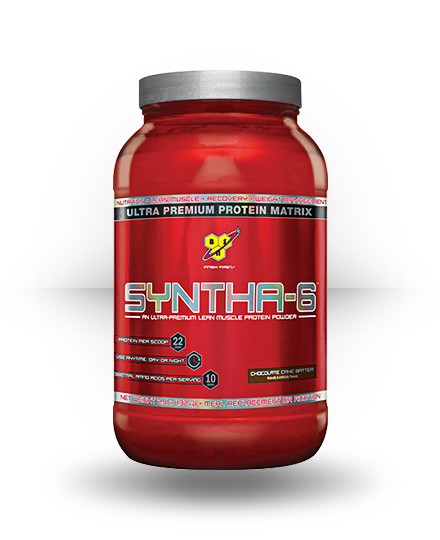 BSN Syntha-6 Chocolate Cake Batter 2.91 lb