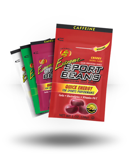 Jelly Belly Extreme Sport Beans Cherry 24 ea