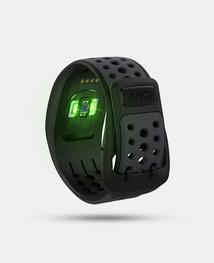 Link Heart Rate Wrist Band