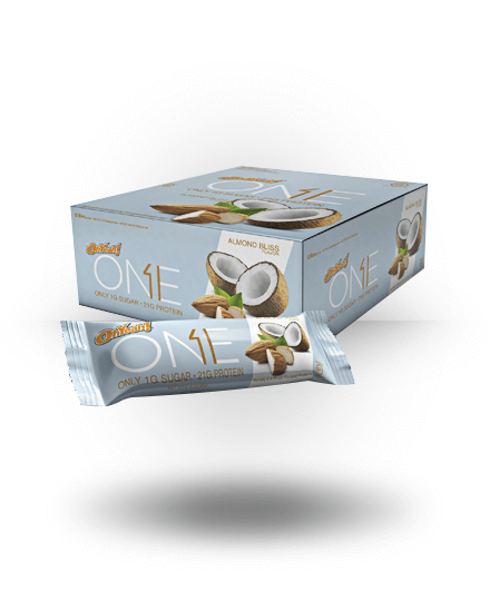 OhYeah! ONE Bar Almond Bliss 12 Bars