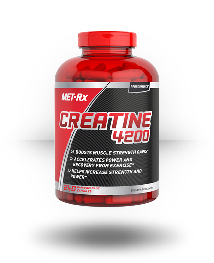 MET-Rx Performance Creatine 4200 240 ea