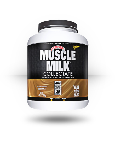CytoSport Collegiate Muscle Milk Chocolate 5.29 lb