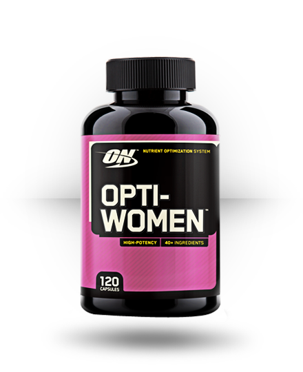 Optimum Nutrition Opti-Women 120 ea