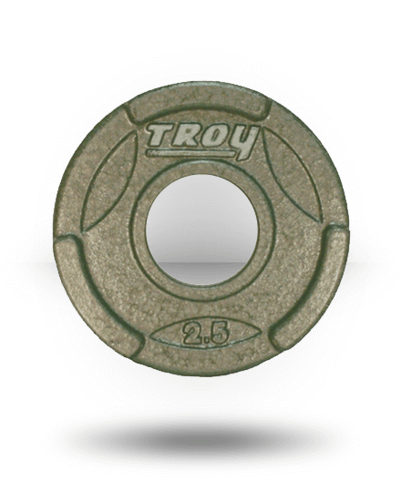 Troy Barbell Machined Interlocking Grip Plate 2.5 lb