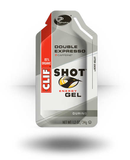 Clif Shot Turbo Energy Gel Double Expresso 24 ea