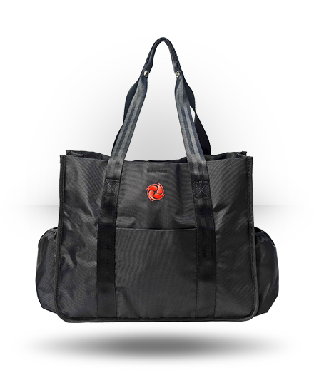 Live Well 360 Tote Onyx Black