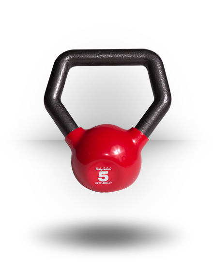 Vinyl Dipped Kettleball Set