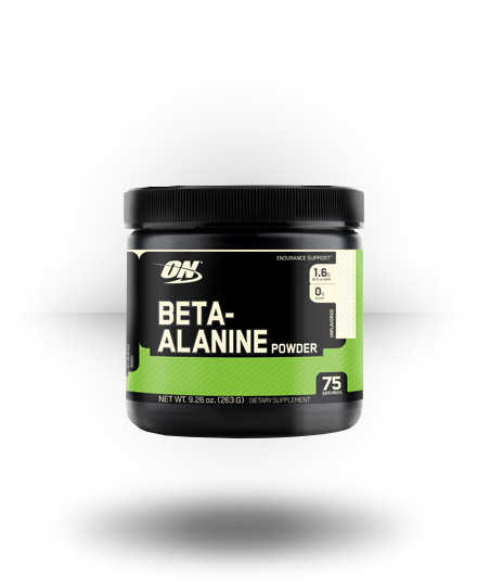 Optimum Nutrition Beta-Alanine Unflavored 75 ea