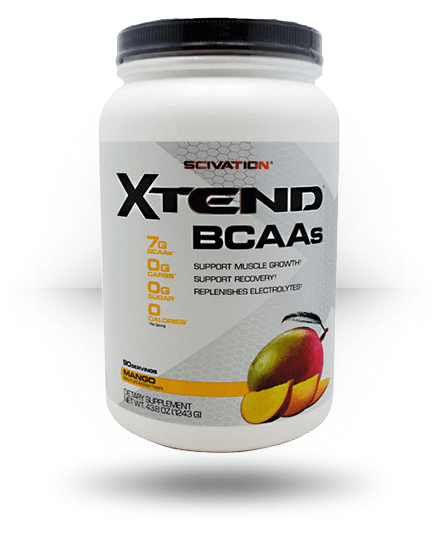 Scivation Xtend Mango Nectar 90 ea