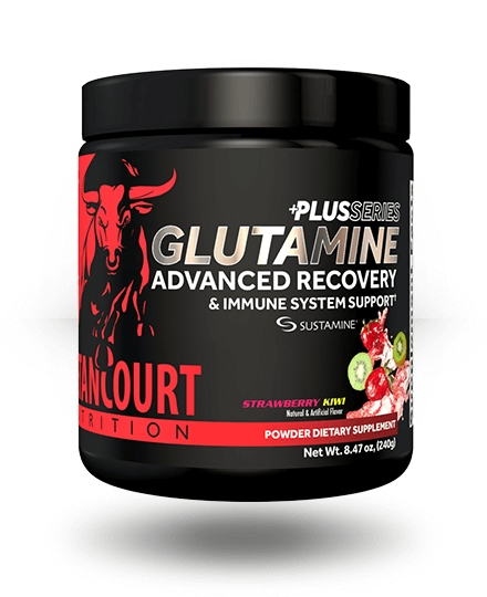 Betancourt Nutrition Glutamine Plus Strawberry Kiwi 30 Servings