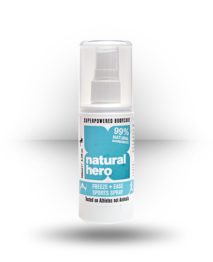 Natural Hero Freeze & Ease Sports Spray
