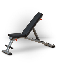Body-Solid Folding FID Bench