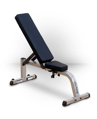 "Body-Solid 2"" X 3"" Flat / Incline Bench"