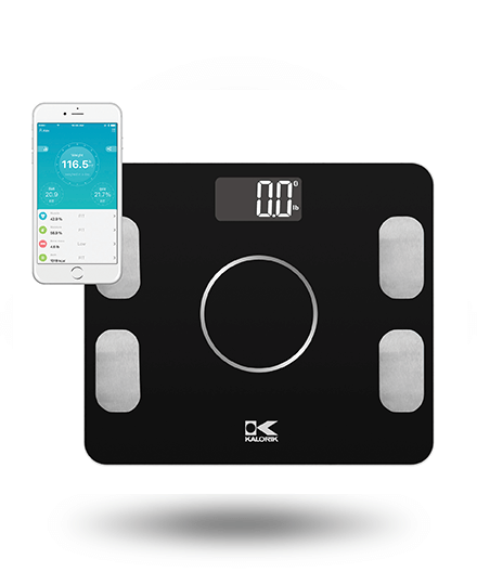 Bluetooth Electronic Body Fat Scale