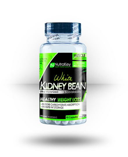 Nutrakey White Kidney Bean Extract 90 ea