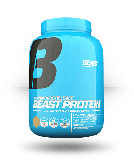 Beast Sports Nutrition Beast Protein Chocolate Peanut Butter 4 lb