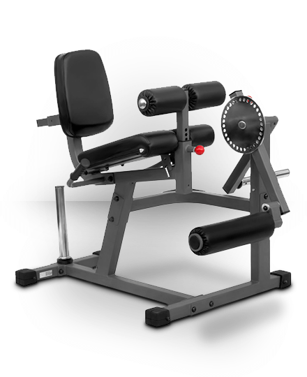 XMark Fitness XM-7615 XMark Rotary Leg Extension and Curl Machine