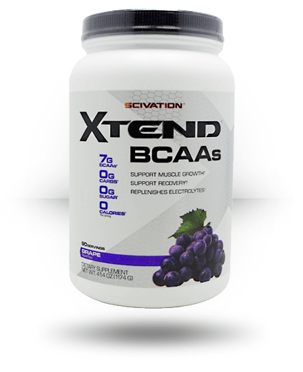 Scivation Xtend Grape Escape 90 ea