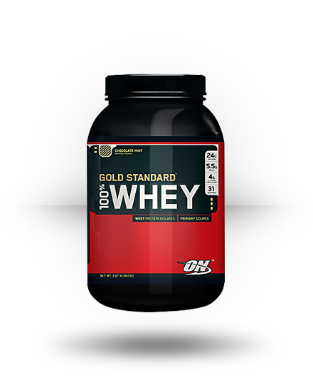 Optimum Nutrition Gold Standard 100% Whey Chocolate Mint 2 lb