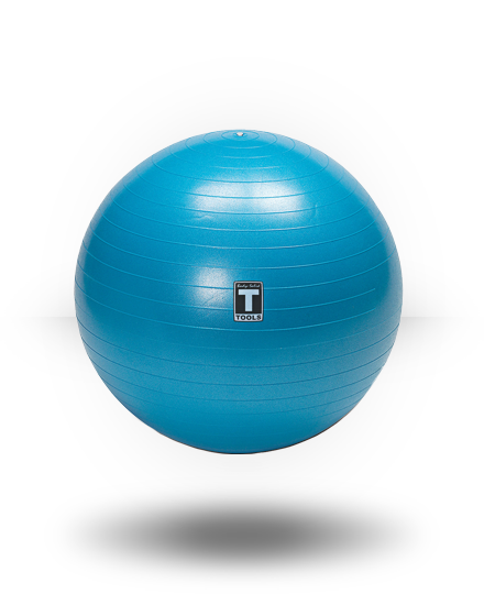 Body-Solid Exercise Ball Blue 75 cm