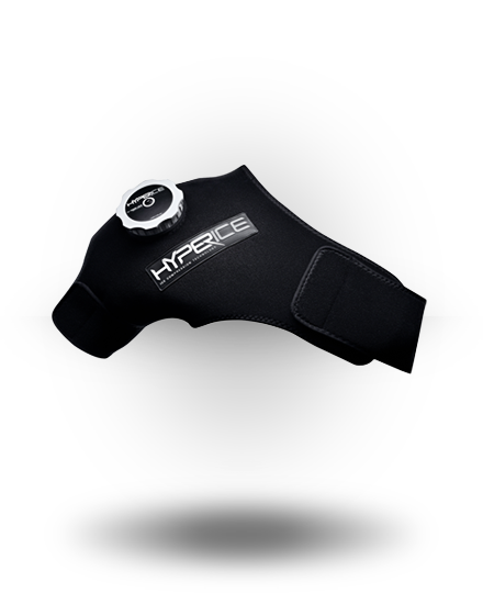 Hyperice Ice Compression Shoulder Left