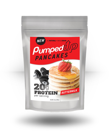 Pumped Up Pancakes Pumped Up Pancakes Buttermilk 12 oz