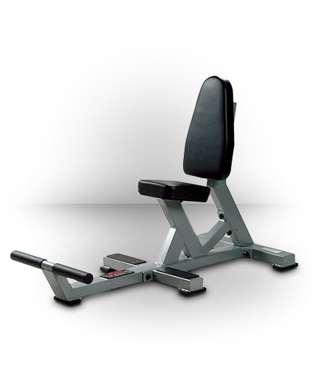 York Barbell Multi-Purpose Bench Silver