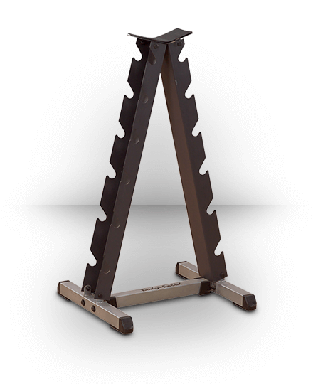 Body-Solid Vertical Dumbbell Rack