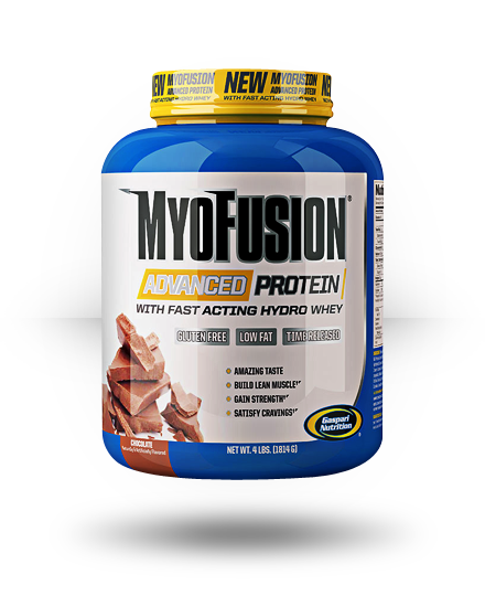 Gaspari Nutrition MyoFusion Advanced Protein Chocolate 4 lb