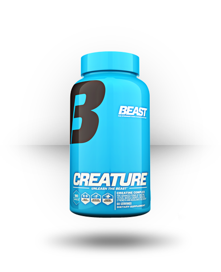 Beast Sports Nutrition Creature 180 ea