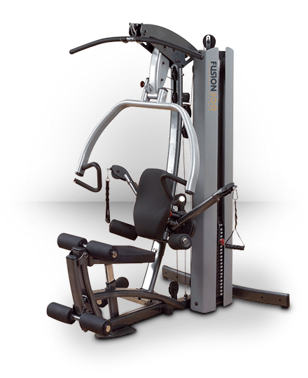 Body-Solid Fusion Personal Trainer 500 210Lb