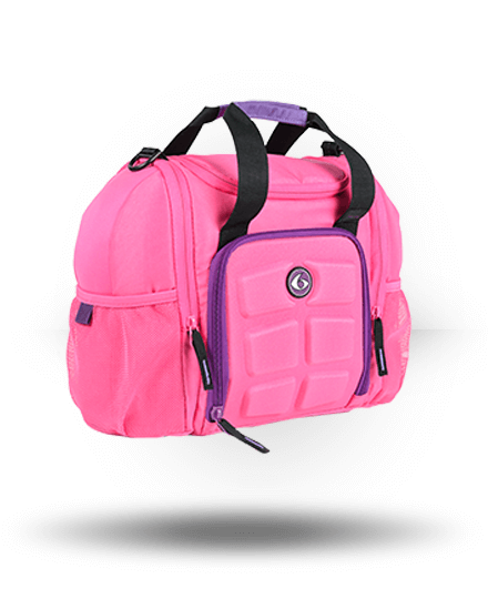 6 Pack Fitness Innovator Mini Pink/Purple