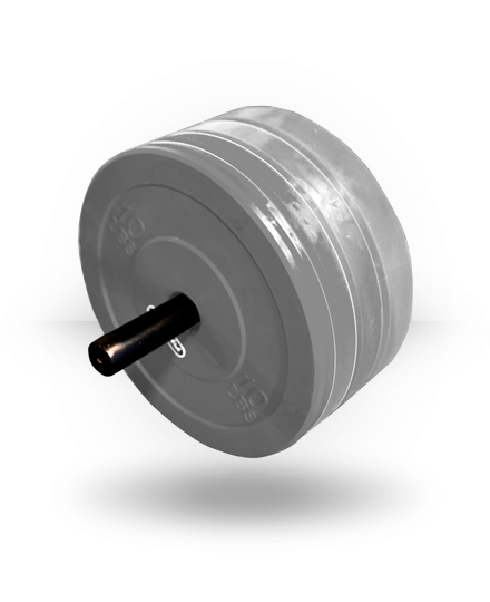 Body-Solid Weight Plate Horn (For Hex Rig)