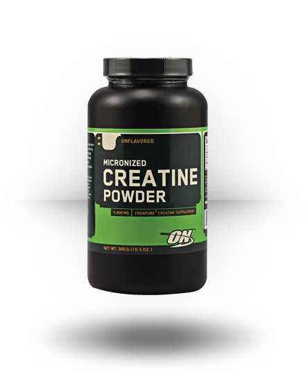 Optimum Nutrition Micronized Creatine Powder Unflavored 300 g