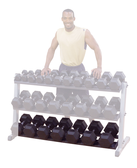 Body-Solid Dumbbell Rack Tier