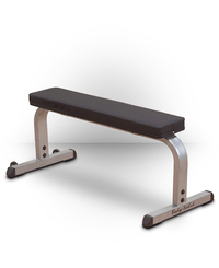 "Body-Solid 2"" X 3"" Flat Bench"
